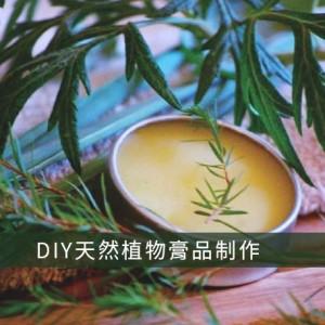 DIY天然植物膏品制作